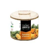Complements Alimentaires - The Infusion Sante GOURMET SPIRULINE Comprimes Spiruline-Curcuma Bio - 250 g