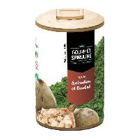 Complements Alimentaires - The Infusion Sante GOURMET SPIRULINE Poudre Spiruline-Baobab Bio - 130 g