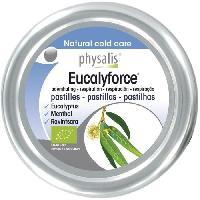 Complements Alimentaires - The Infusion Sante Physalis complément alimentaire Eucalyforce gommes 45 g Bio - Aucune