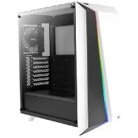 Composant - Piece Detachee AEROCOOL BOITIER PC Cylon PRO - RGB - Blanc - Verre trempe - Format ATX -ACCM-PB10013.21-
