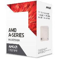Composant - Piece Detachee AMD Processeur Bristol Ridge A8 9600 - APUs - Socket AM4 - 44 Core - 3400 MHz - 2Mo