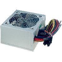 Composant - Piece Detachee Alimentation ATX 550W - ventilateur 12cm ADNAuto