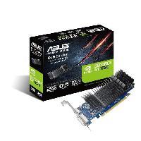 Composant - Piece Detachee Asus Carte graphique GeForce GT 1030 0dB Silent - 2 Go - GDDR5