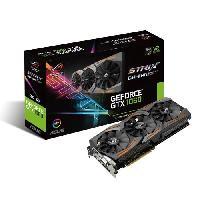 Composant - Piece Detachee Asus Carte graphique GeForce GTX 1060 STRIX O6G GAMING 06Go GDDR5