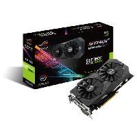 Composant - Piece Detachee Asus Carte graphique GeForce STRIX GTX 1050 TI 4G Gaming