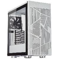 Composant - Piece Detachee CORSAIR Boitier PC Airflow 275R - Moyen Tour - Blanc - ATX (CC-9011182-WW)