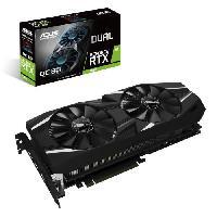 Composant - Piece Detachee Carte Graphique GeForce RTX 2080 Dual O8G - 8 Go