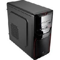 Composant - Piece Detachee boitier PC QS183 Advance Rouge
