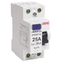 Composant De Tableau Electrique - Module DEBFLEX Interrupteur différentiel 25 A type AC
