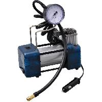 Compresseur Auto Compresseur 12V - manometre homologue