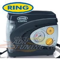 Compresseur Auto Compresseur pneumatique analogique - LEDs - 12v - Ring