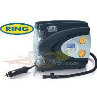 Compresseur Auto Compresseur pneumatique digital automatique - LEDs - 12v - Ring