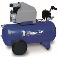 Compresseur Auto MICHELIN MB50 Compresseur avec Cuve 50 Litres 2 cv