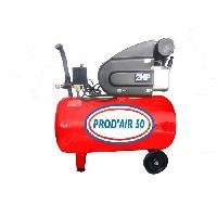 Compresseur Compresseur 50L 2CV lubrifie coaxial