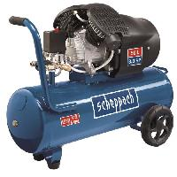 Compresseur Compresseur horizontal bicylindre 50 L 3CV 2200W HC53DC
