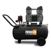 Compresseur FEIDER Atelier compresseur gonfleur - 50 L - 1150W