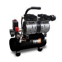 Compresseur FEIDER Compresseur sliencieux - 6 L - 500W - FC6LS