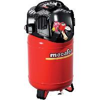 Compresseur MECAFER Compresseur d'air vertical 24L 1.5HP Twenty