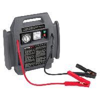 Compresseur POWERPLUS Alimentation electrique 4en1 POWE80090