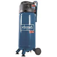 Compresseur SCHEPPACH Compresseur d'air vertical 50 L 2CV 10 bars sans huile HC51V