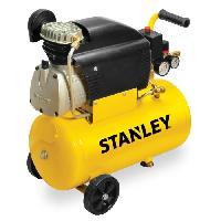Compresseur STANLEY Compresseur coaxial lubrifié 24 L 2HP D210/8/24