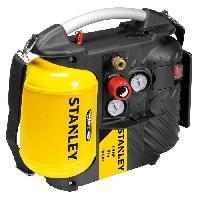 Compresseur STANLEY Compresseur d'air 5 L 1.5 HP ultraportatif