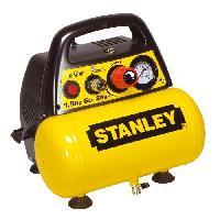 Compresseur STANLEY Compresseur d'air 6L 1.5HP