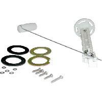 Compteurs & Manos Jauge Levier compatible avec carburant - 150-600mm
