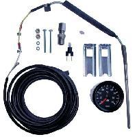Compteurs & Manos Kit pyrometre 900degres - Diametre 52mm VDO