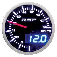 Compteurs & Manos Voltmetre a Led RSP D52mm Generique