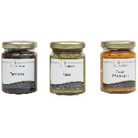Condiments - Sauces - Aides Culinaires Assortiment Specialites Provencales