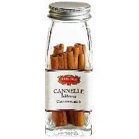 Condiments - Sauces - Aides Culinaires ERIC BUR Cannelle Batons 20g