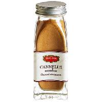 Condiments - Sauces - Aides Culinaires ERIC BUR Cannelle Moulue 35g