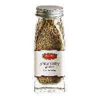 Condiments - Sauces - Aides Culinaires ERIC BUR Epices Anis Vert Grains - 37g
