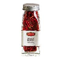 Condiments - Sauces - Aides Culinaires ERIC BUR Epices Baies Roses - 22g