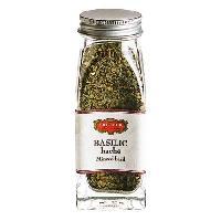 Condiments - Sauces - Aides Culinaires ERIC BUR Epices Basilic Haché - 15g