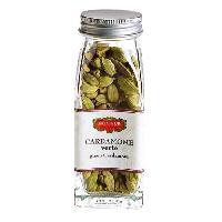 Condiments - Sauces - Aides Culinaires ERIC BUR Epices Cardamome Verte -30g