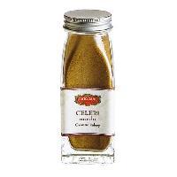 Condiments - Sauces - Aides Culinaires ERIC BUR Epices Celeri Moulu - 42g