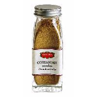 Condiments - Sauces - Aides Culinaires ERIC BUR Epices Coriandre Moulue - 36g