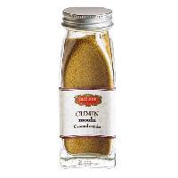 Condiments - Sauces - Aides Culinaires ERIC BUR Epices Cumin Moulu - 45g