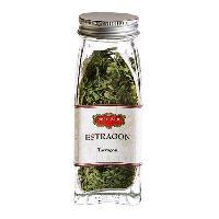 Condiments - Sauces - Aides Culinaires ERIC BUR Epices Estragon - 5g
