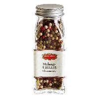 Condiments - Sauces - Aides Culinaires ERIC BUR Epices Melange 5 Baies - 40g
