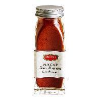Condiments - Sauces - Aides Culinaires ERIC BUR Epices Piment Doux D'espagne - 48g