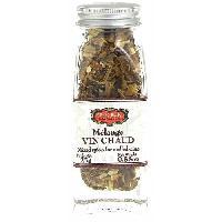 Condiments - Sauces - Aides Culinaires ERIC BUR Mélange Vin Chaud 25g