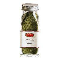 Condiments - Sauces - Aides Culinaires Epices Aneth - 10g