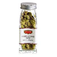 Condiments - Sauces - Aides Culinaires Epices Cardamome Verte -30g