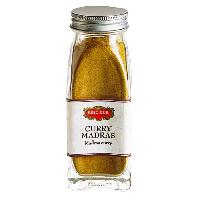 Condiments - Sauces - Aides Culinaires Epices Curry Madras - 47g