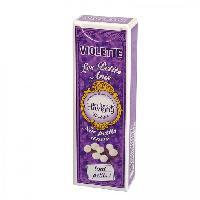 Confiserie 10x Sachets 18g bonbons Violette - Les Petits Anis - Anis De Flavigny