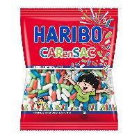 Confiserie 30x Bonbons Gelifies Haribo Carensac sachet 40g