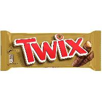 Confiserie 32x Barre chocolatee Tw ix 50g Twix